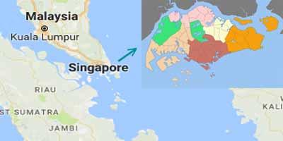 Unsur Fisik dan Unsur Sosial Negara Singapura