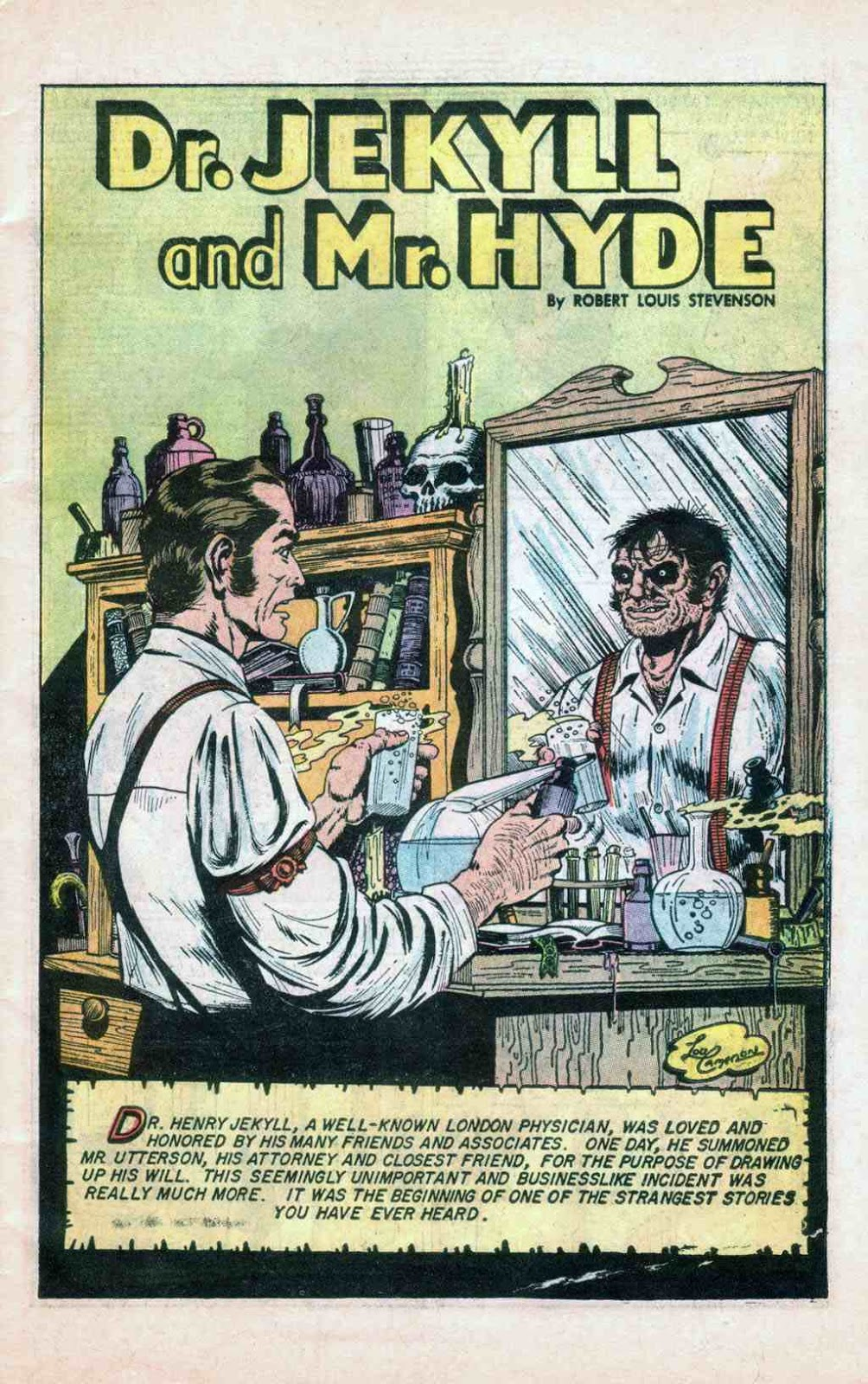 dr jekyll and mr hyde differences between movie and book 4 the strange case of dr jekyll and mr hyde undemonstrative at the best, and even his friendship seemed to be founded in a similar catholicity of good-nature.