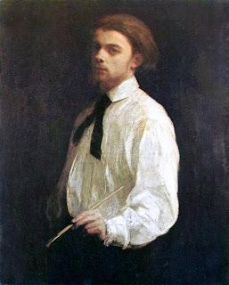 Henri Fantin-Latour : Autoportrait - 1859  Musée de Grenoble