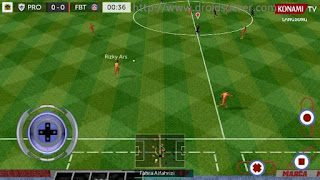 Download FTS Mod PES 2018 by FBRN PATCH Apk + Data Obb