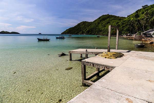 Du lịch biển Kiên Giang với 4 thiên đường-8