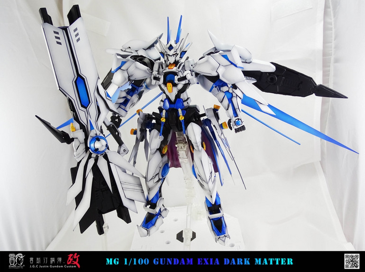 gundam exia dark matter custom - photo #21