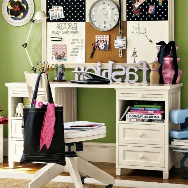 oficina para niña