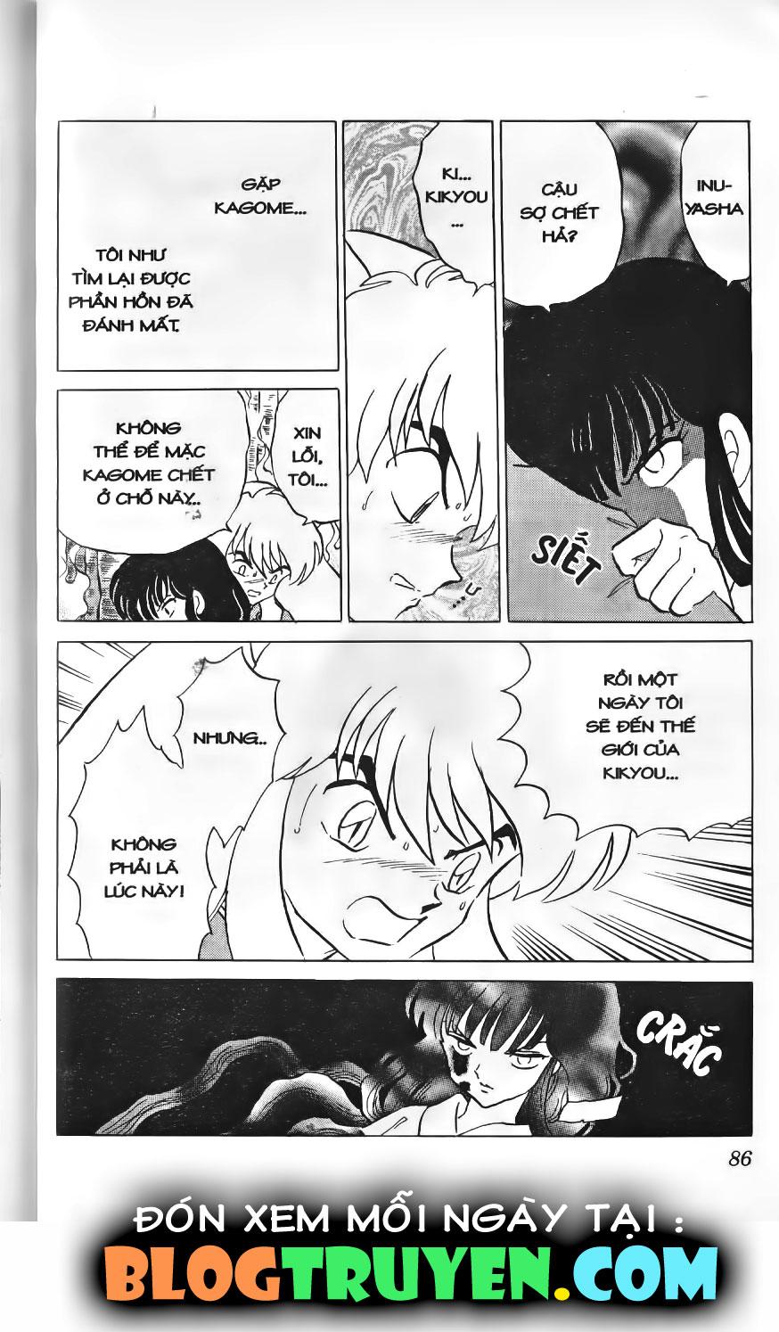 Inuyasha vol 13.5 trang 11