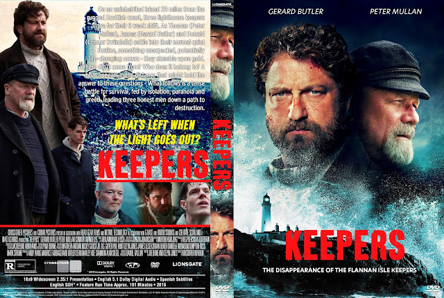 Keepers DVD Cover