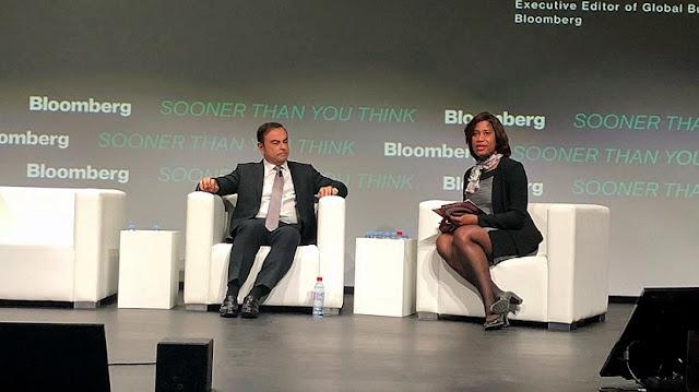 Carlos Ghosn, CEO de la Alianza Renault-Nissan-Mitsubishi, habla sobre el futuro de la movilidad y las nuevas soluciones tecnológicas