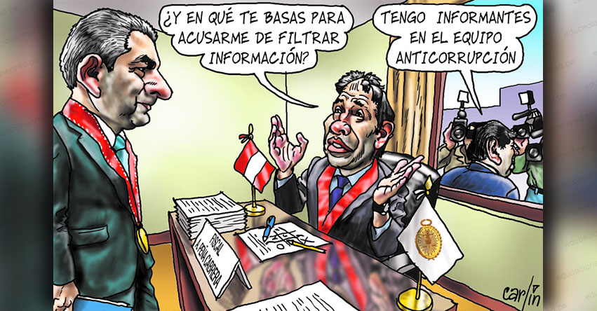 Carlincaturas Domingo 16 Diciembre 2018 - La República