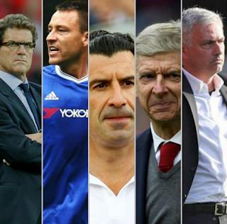 Argentina Yang Dibantai Tetapi Mourinho, Wenger, Capello Dan Terry Yang Malu. Kok Bisa?