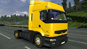 Renault Premium DCI version