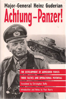"""The first English edition of """"Achtung Panzer!"""""""