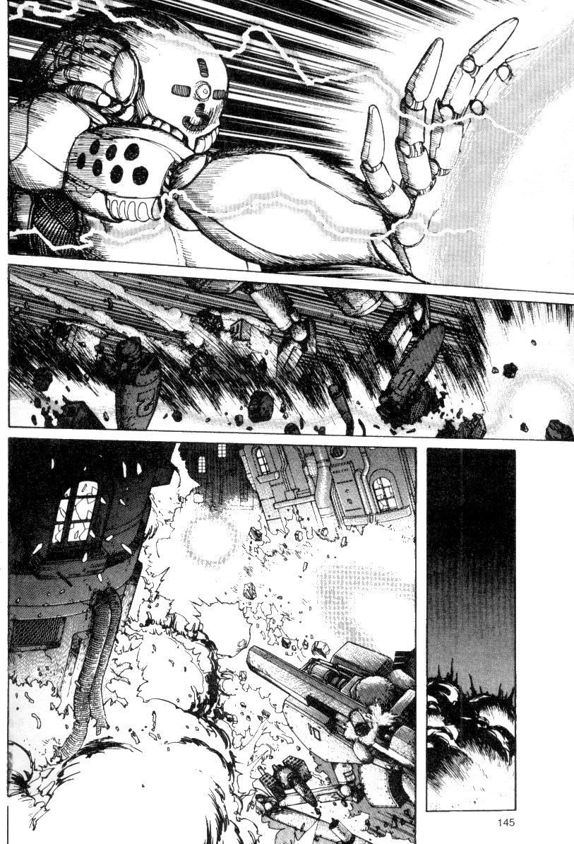 Battle Angel Alita chapter 27 trang 9