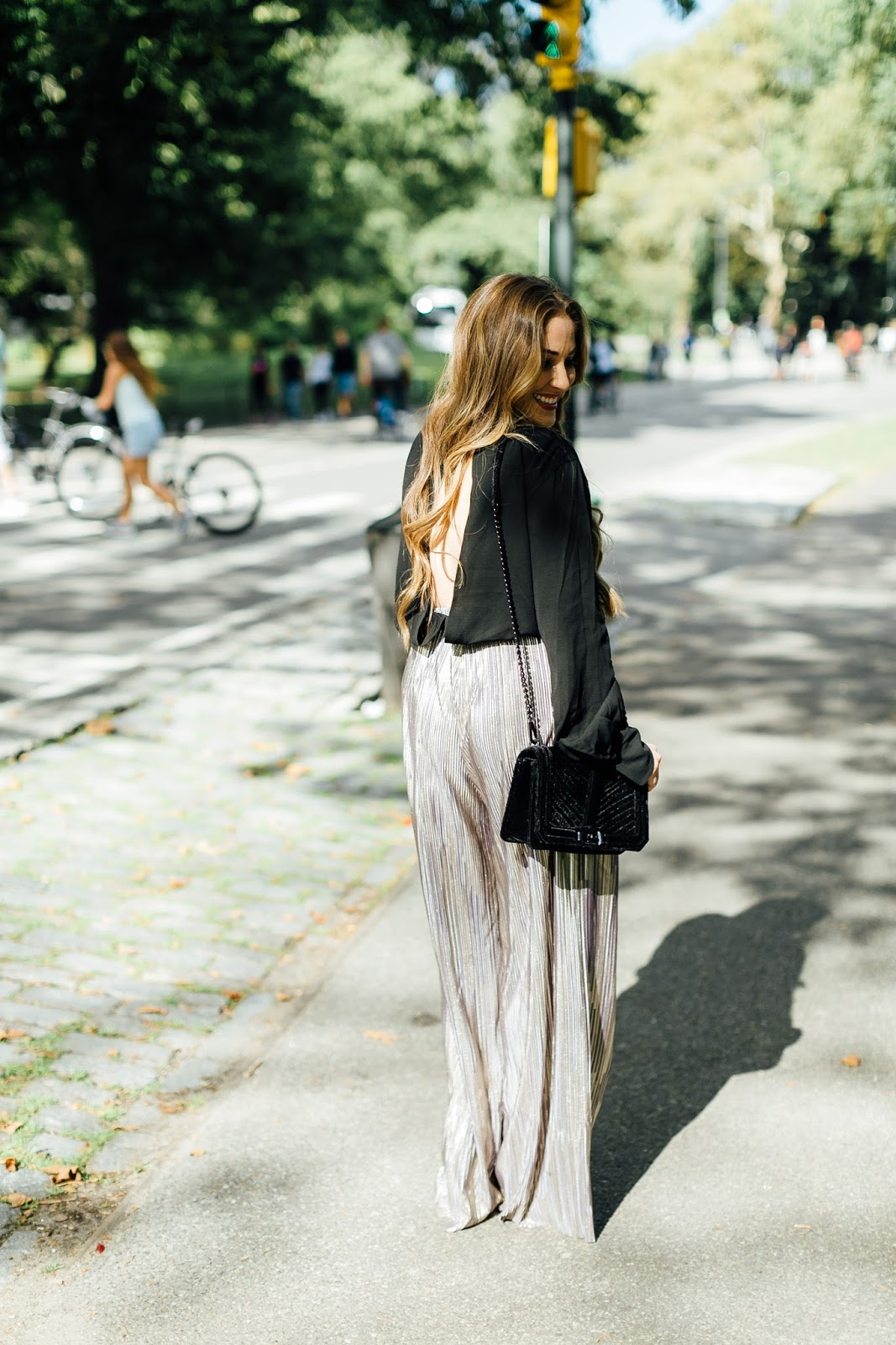 Things to Expect at New York Fashion Week by fashion blogger Walking in Memphis in High Heels