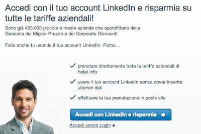 Hotel.info agevola gli utenti LinkedIn e li premia con viaggi in Europa