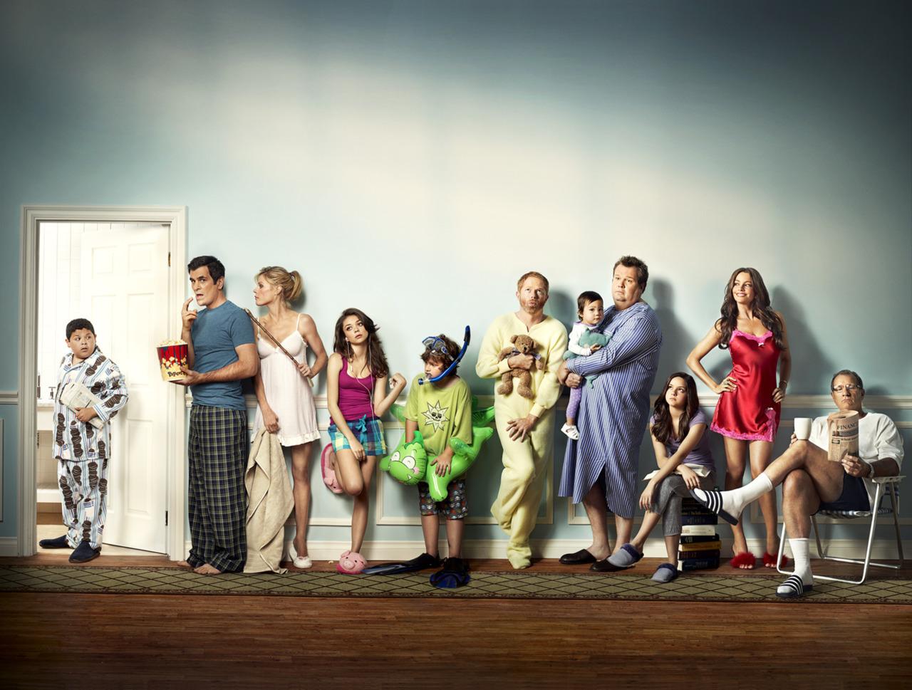 Modern Family saison 1 en français