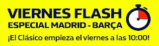 William Hill promocion Real Madrid vs Barcelona 22 diciembre