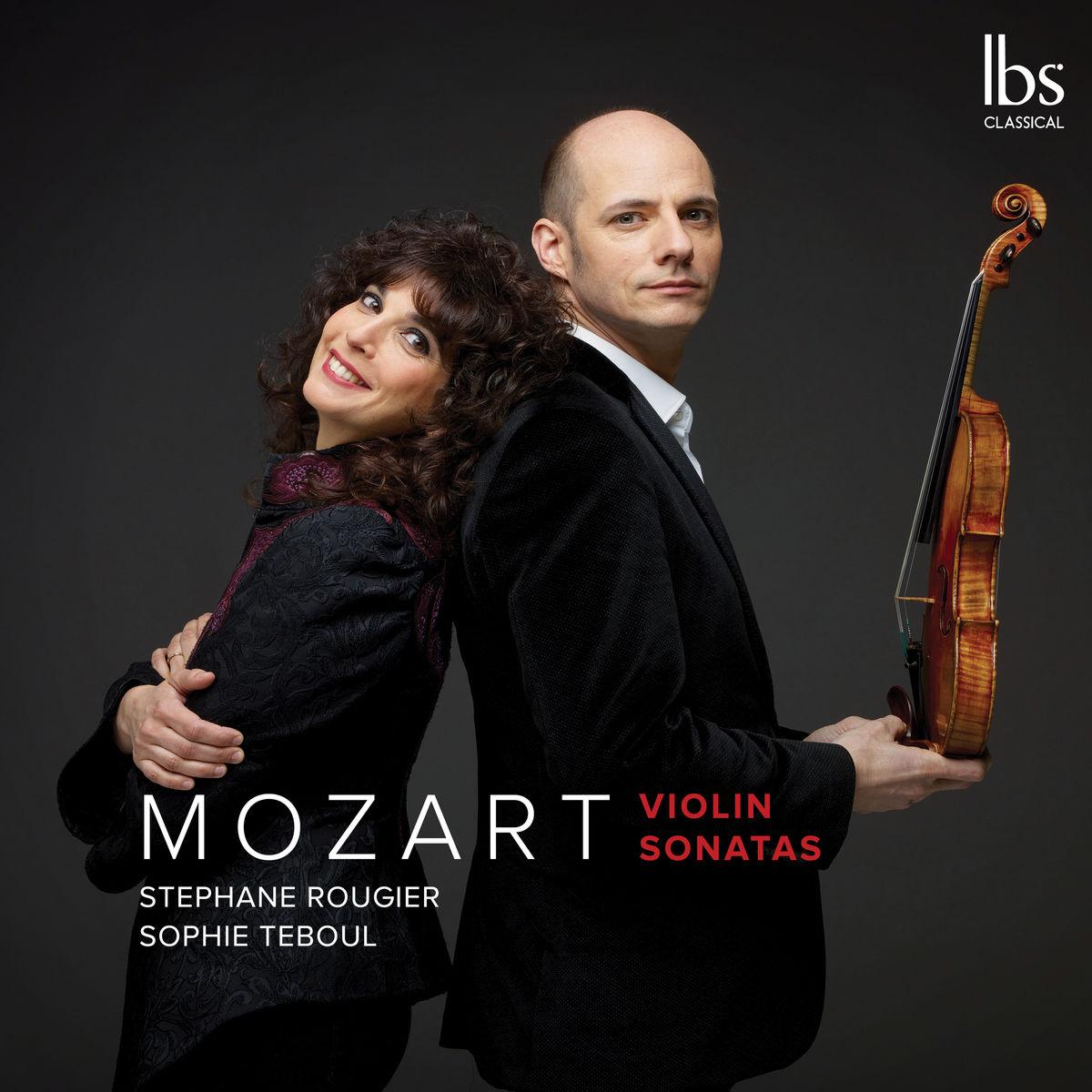Music is the key: Stéphane Rougier / Sophie Teboul MOZART