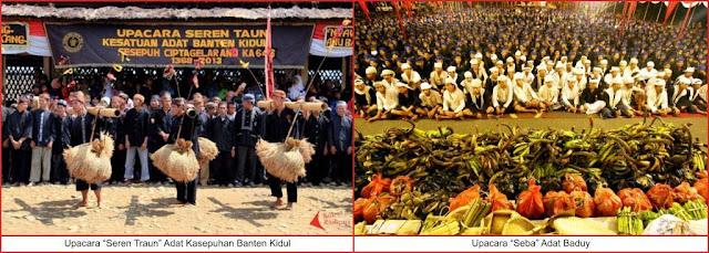 gambar upacara adat Banten