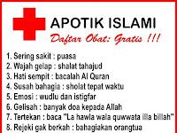 10 Daftar Penyakit Sehari-hari dan Obat yang Manjur menurut Islam
