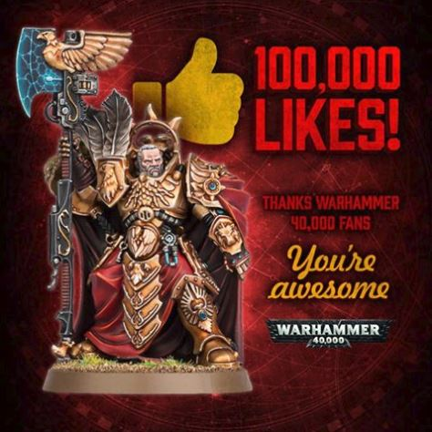 Master of the Adeptus Custodes: Captain-General Trajann Valoris