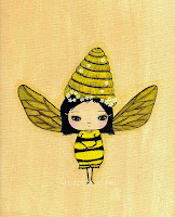 Little Bee Girl