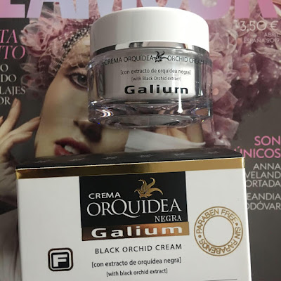 Crema orquídea negra de Galium cosmética integral