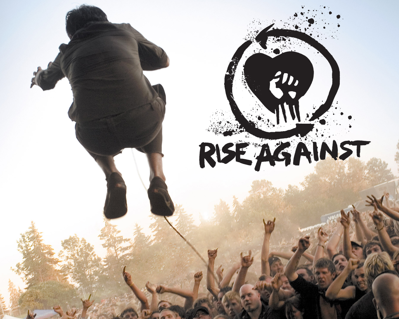RISE AGAINST wallpaper ~ ALL ABOUT MUSIC