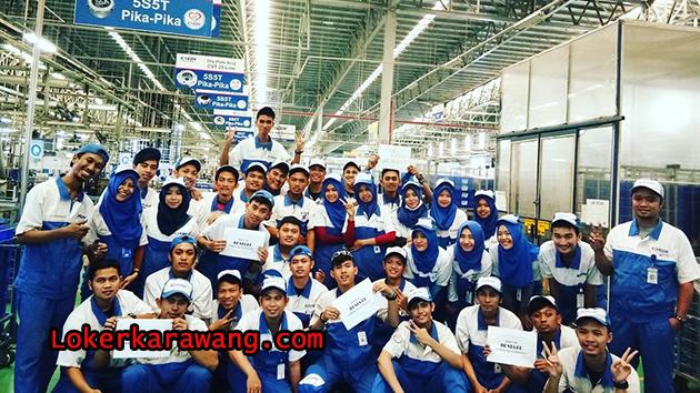 Lowongan Kerja PT. Exedy Manufacturing Indonesia KIIC Karawang