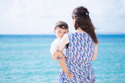 沖縄 子供 写真