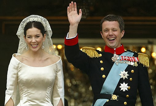 Crown Prince Frederik And Princess Mary S Wedding Part 4