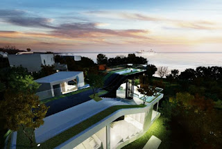 Image Design's Latest Waterfront Mansions