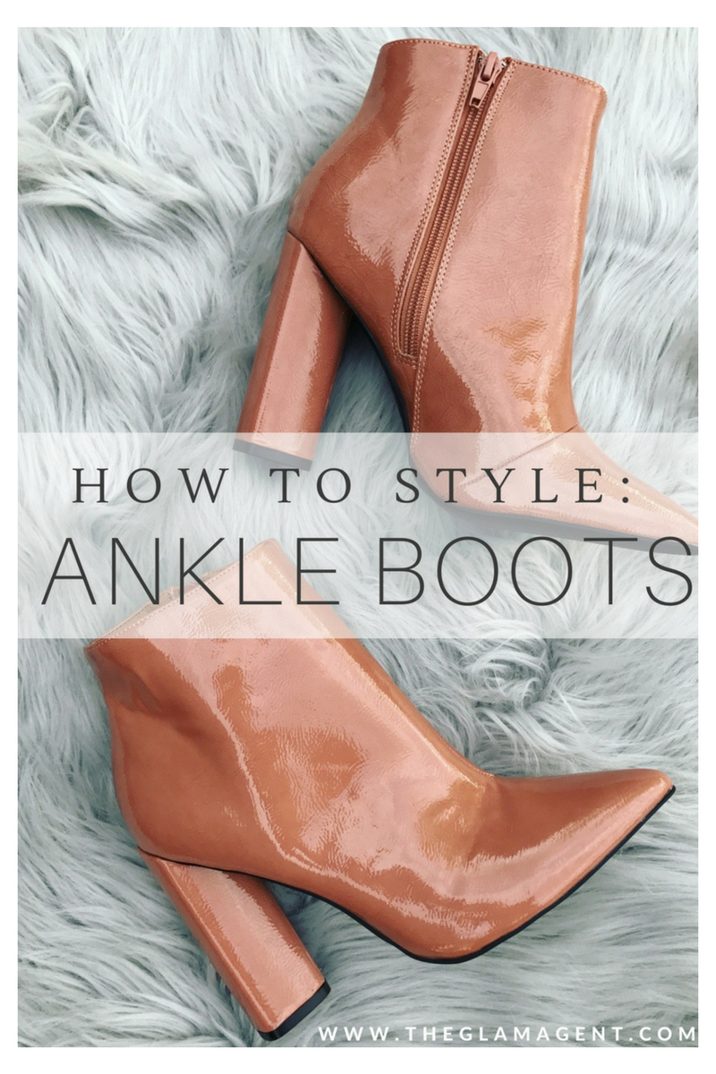 How To Style Ankle Boots And Look Like A Stunner
