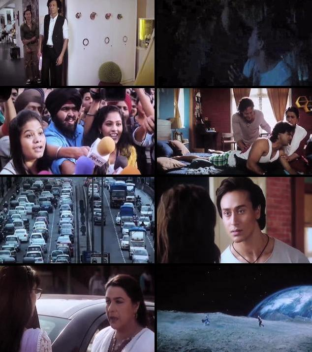 A Flying Jatt 2016 Hindi 480p DVDScr Mafiaking