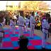 بالفيديو: عرض رائع لجمعية مواهب الزراردة للتكواندو