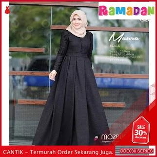 DDE030B170 Baju Muslim Wanita Gamis Lebaran Syari 2019 Pesta BMGShop