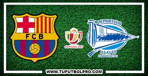 Ver Barcelona vs Alavés EN VIVO Por Internet Hoy 27 de Mayo 2017