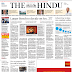 The Hindu News ePaper 09th Jan 2018 PDF Download Online Free