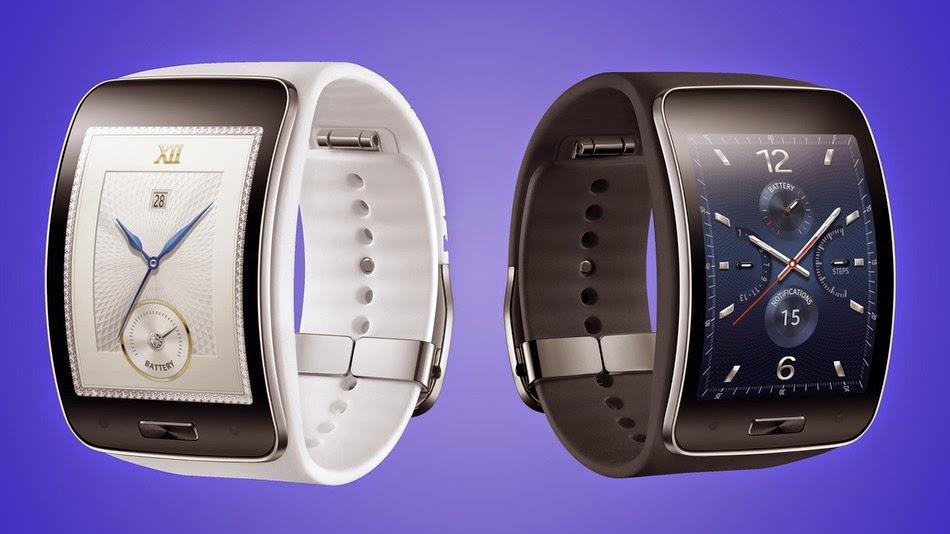 淡化Android色彩!Samsung新款智慧手錶 Gear S將搭載Tizen