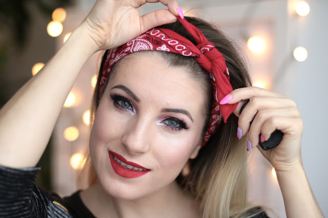 Uwodzicielska Pin Up Girl - Inglot Makeup