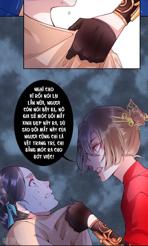 Hoàng phi 9000 tuổi chap 58 - Trang 11