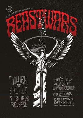 Vinylology Beastwars Live