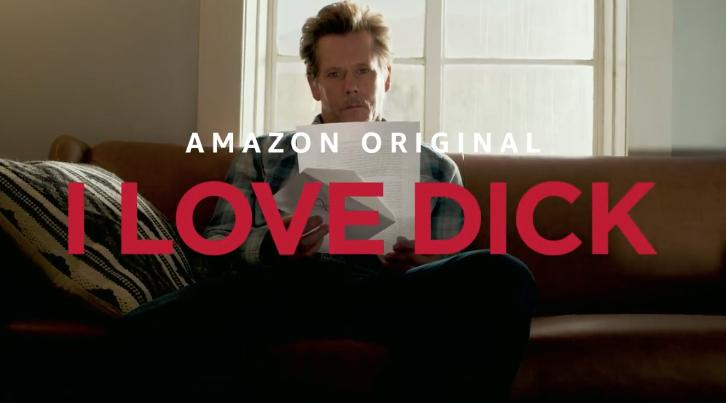 I Love Dick - Extended Promo, Cast and Promotional Photos + Poster