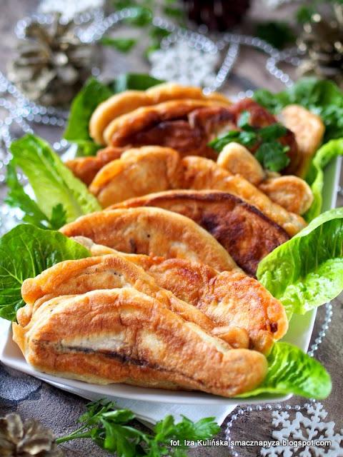 ryba w ciescie, ryba na wigilie, ciasto nalesnikowe z piwem, amur w ciescie nalesnikowym, amur bialy, filet z amura