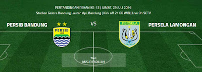 Persib vs Persela