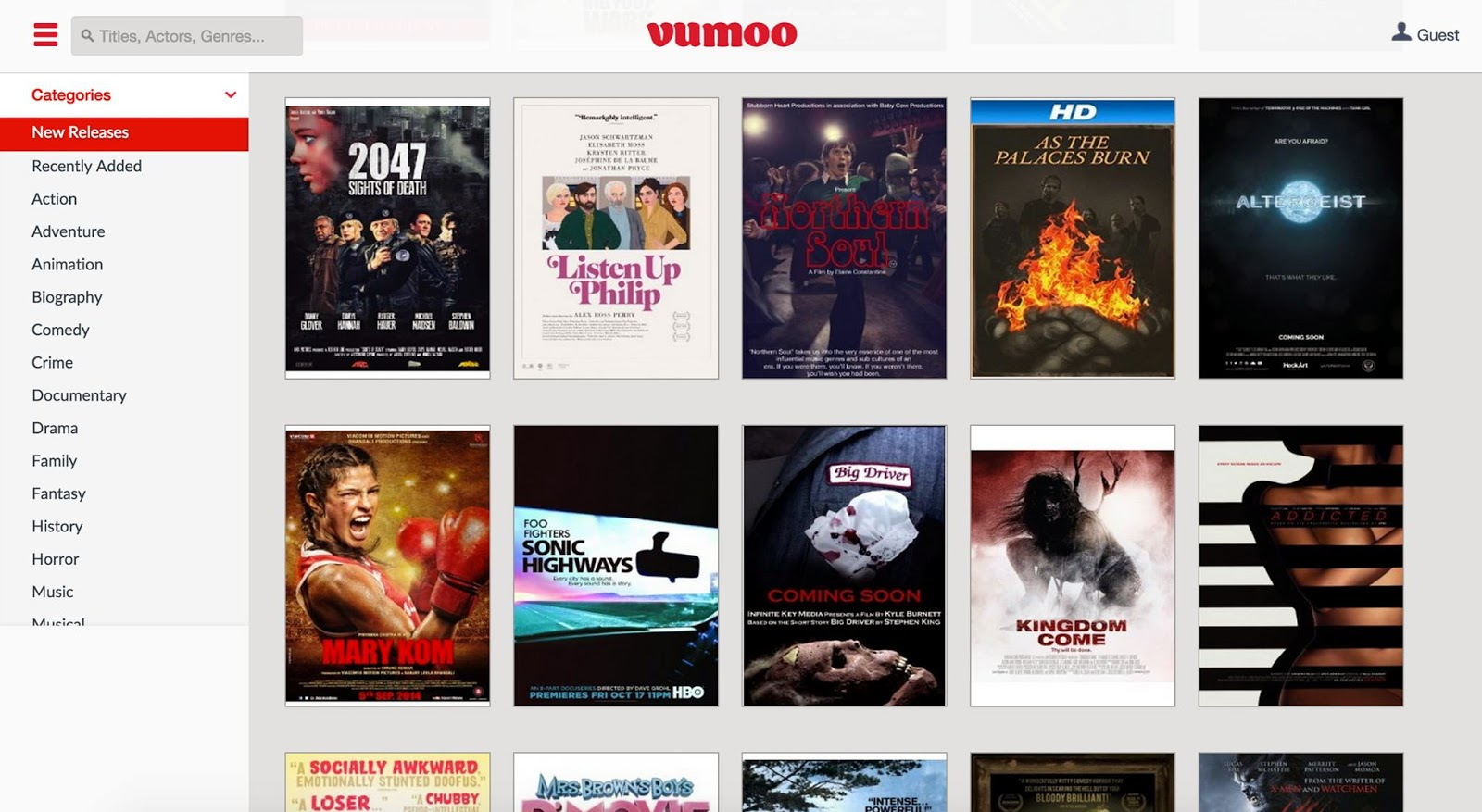 Image result for vumoo watch free movies online