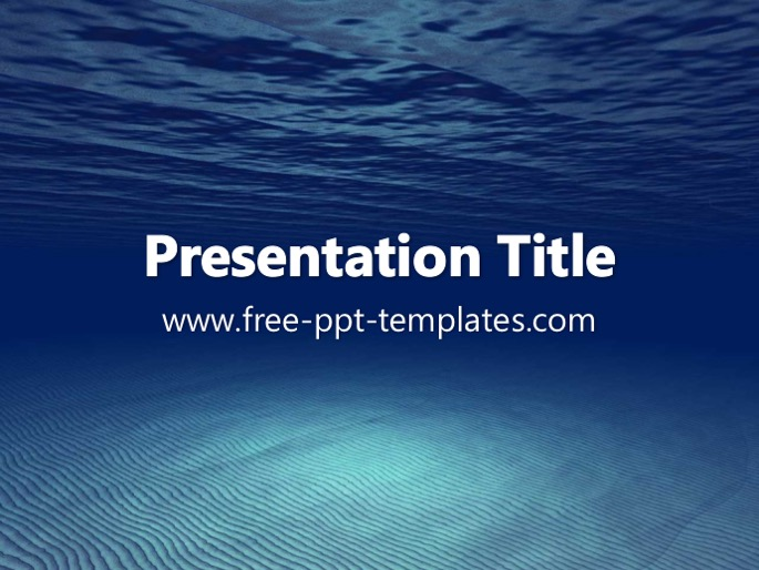 Underwater powerpoint background militaryalicious underwater powerpoint background toneelgroepblik Images