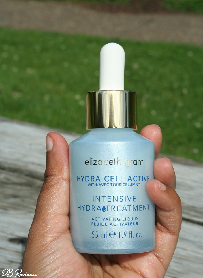Elizabeth Grant Skin Care Hydra Cell Active Range