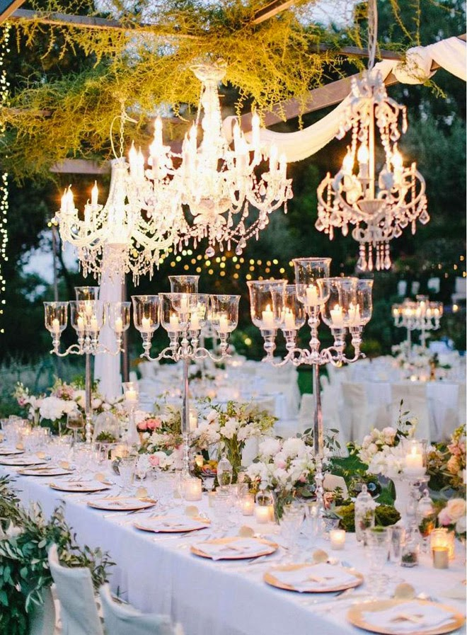 Taking your wedding to the next level with chandeliers belle the on my book a touch of blink is something that should never be left out on a wedding and what a better way to incorporate the blink factor to your event mozeypictures Gallery
