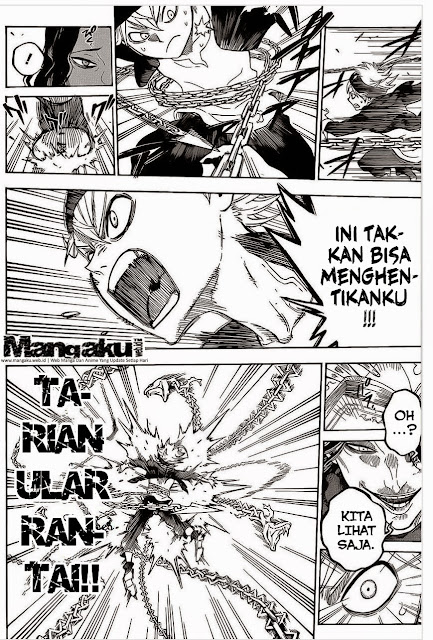 Baca Manga Black Clover Chapter 1 Indonesia