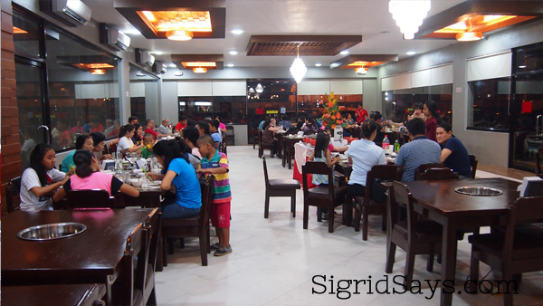 Red House Taiwan Shabu Shabu - Bacolod restaurants