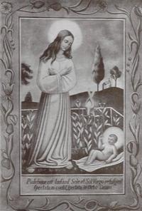 Obraz Matki Bożej Krasnobrodzkiej